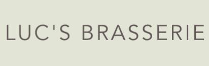 Luc's Brasserie logo